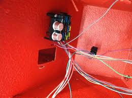 71 scout ii gutting the electrical this weekend pirate4x4 com attached images