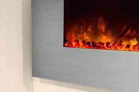 60 wall mount electric fireplace napoleon inch slimline black efl60h