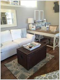 The Images Collection of X inspirational farmhouse office houzz