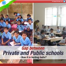 difference between private and public schools in my  private vs public schools