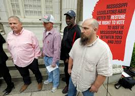 Federal court hears felon voting rights case in Mississippi - Business  Insider