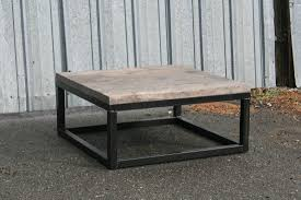 industrial wood furniture. Small Table Industrial Wood Furniture E