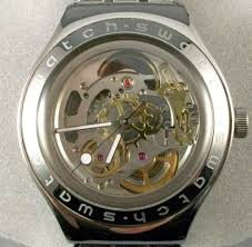 men s swatch body and soul skeleton automatic watch yas100g i absolutely love my watch is down as a man s watch but the way things are nowadays it doesn t really matter i brought this watch as i wanted love