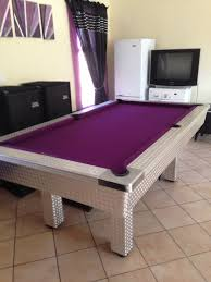 Crown Royal Pool Table Light My Purple Pool Table 1 Pool Table Room Play Pool