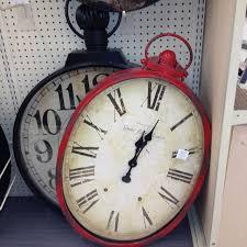 hobby lobby clock decor clock