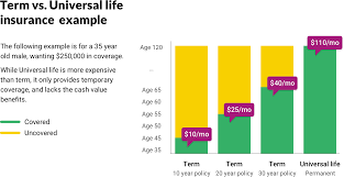 Life Insurance Types Comparison Chart Universal Life Insurance Compare The Best Online Rates