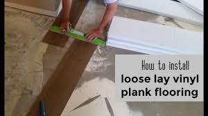 how to install floating vinyl plank flooring diy diy vinyl
