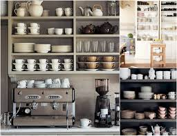 Open Shelves In Kitchen Open Shelving In Kitchen Ideas Home Decor Gallery