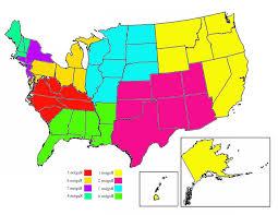 Us Map Vector Free Download Usa Clipart Region Lazttweet
