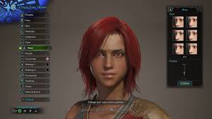 monster hunter world character customization is irking some players gamesradar