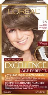 L Oreal Excellence Age Perfect Colour Chart Loreal Paris Excellence Age Perfect Permanent Hair Colour