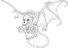 Dragon Coloring Scary Dragon Coloring Pages 2668996 Dragon Coloring