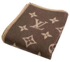 Louis Vuitton Throw Blanket