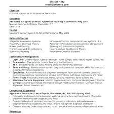 Mechanic Resume Template Best Mechanic Resume Templates Socialumco