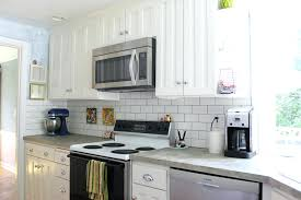 stainless subway tile backsplash interior brilliant inexpensive kitchen  options and full size of inexpensive kitchen options