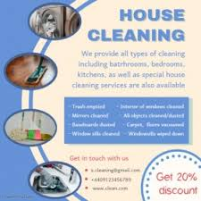 Cleaning Advertising Ideas Make Free Home Cleaning Flyers Postermywall