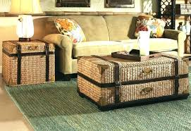 steamer trunk coffee table trunk coffee table target wicker trunk coffee table target wicker trunk coffee