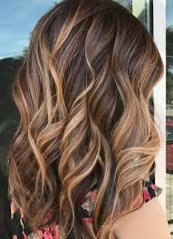 Stunning Fall Hair Color Ideas 2017