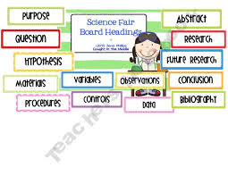 Science Project Labels Printable Science Fair Board Labels Science Fair Board Titles Printable 29