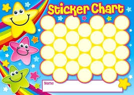 Childrens Sticker Chart Free 32 Experienced Free Printable Behavior Chart For Toddlers