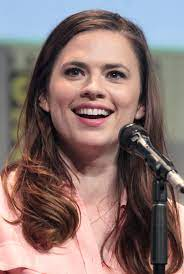 Hayley Atwell - Simple English ...