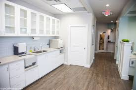 Dental Sterlization Open Dental Sterilization Cabinetry Glass Dividing Wall To Be Added
