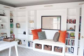 ikea office makeover. office makeover reveal ikea hack builtin billy bookcases ikea e