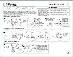 Chamberlain Klik1u Compatibility Chart Clicker Garage Door Opener Manual Pmnews Co