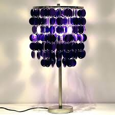 purple lamp shades table lamps home design blog the modern uk full size
