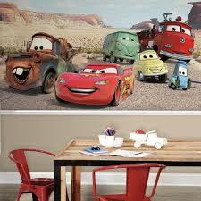 disney cars desert xl chair rail 7