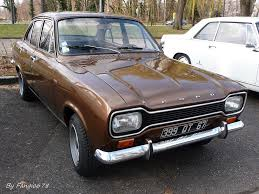 1968 Ford Escort 1300 Saloon related infomation,specifications ...