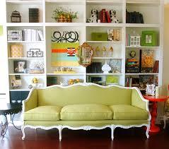Living Room Bookshelf Decorating Show Tell June 2013