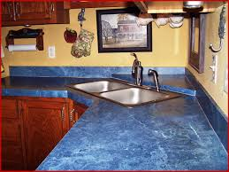chic blue kitchen counters your home inspiration blue tile kitchen countertop 248378 marble countertops cost