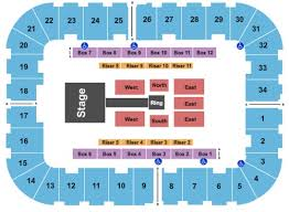 Berglund Performing Arts Theatre Seating Chart High Quality Seating Chart For Roanoke Civic Center Berglund
