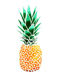 realistic pineapple drawing. can we pleeeeaaaase draw pineapples? i love pineapples realistic pineapple drawing d