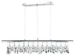 crystal linear chandelier light clear crystal linear pendant chrome modern crystal linear chandelier nuevo crystal linear crystal linear chandelier