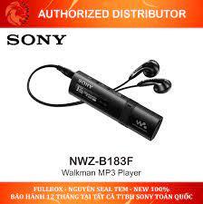 Máy nghe nhạc Sony WALKMAN MP3 NWZ-B183F / 4GB ( tai nghe kèm theo, nghe  nhạc, FM radio ) giá rẻ 1.320.000₫