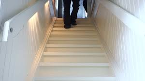 Motion Sensor Stair Lights Stair Lights Motion Activated Pir Sensor Youtube