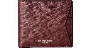 michael kors box sets cross grain leather 3 in 1 set in purple for men lyst