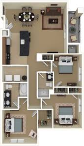 bayberry 1320sf 2 bedroom bath