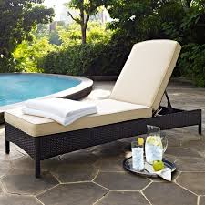 Crosley Palm Harbor Outdoor Wicker Chaise Lounge  WalmartcomPalm Harbor Outdoor Furniture