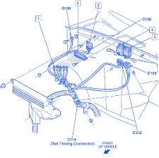 chevy silverado 1500 with a 5 7l 350 1993 electrical circuit wiring 1998 chevy 1500 wiring diagram at Chevy 1500 Wiring Diagram