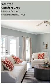 Living Room Color Schemes Gray Joannas Favorite Paint Colors Sherwin Williams Comfort Gray