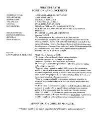 Sales Receptionist Cover Letter Medical Resume Objective Examples ...