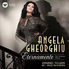 <b>Eternamente</b> - The Verismo Album by <b>Angela Gheorghiu</b> on Amazon ...