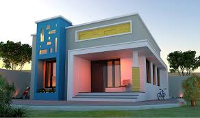 impressive low budget house plans in kerala with 640 sq ft low cost single storied modern home design home interiors