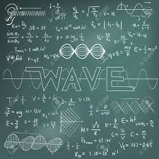 Science Physics Wave Physics Science Theory Law And Mathematical Formula Equation