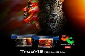 <b>TrueVIS</b> Series Printer/Cutters | <b>Roland</b> DG