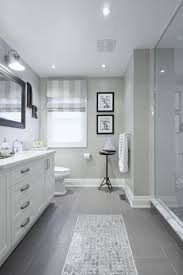 Exclusive Ideas Gray And White Bathroom Interesting Best 25 On Pinterest  Subway Tile