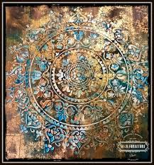 >mandala rustic wooden wall art decor fun projects mandala and  mandala rustic wooden wall art decor
